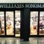 Steel storefront, Williams Sonoma