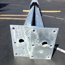 Hot dip galvanised structural supports